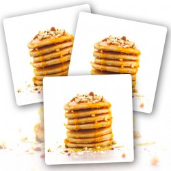 24 x Maple Ready To Eat Protein Pancakes