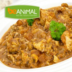 Chicken Tikka Masala with Rice - 35g Protein