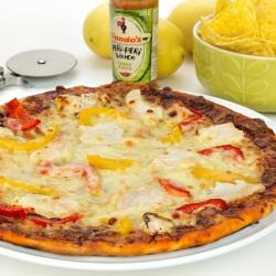 Lemon & Herb Chicken Protein Pizza