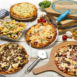 The Big Night In Bundle - 3x Pizzas and more!