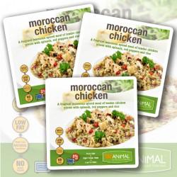 Moroccan Chicken - 6 Meals