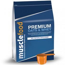 Premium Oats & Whey ****