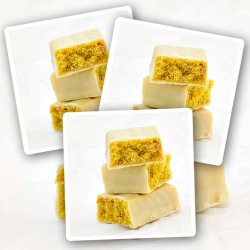 Lemon Crunch Bar - 15g Protein-12 x 50g