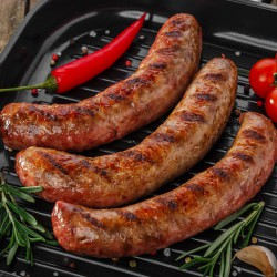 Chorizo Style Pork Sausages - 454g ***DELISTED***