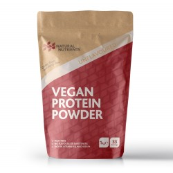 Vegan Friendly Faba Bean Protein by Natural Nutrients - 1kg