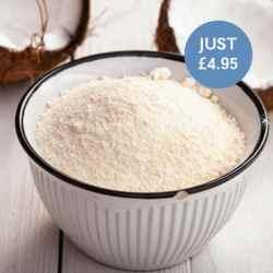 Organic Coconut Flour-500g JUST £3.49