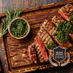 2 x The Heritage Range™ Sirloin Steaks
