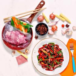 Easy Cook™ Chinese Style Pork Stir-Fry 45g Protein
