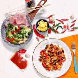 Easy Cook™ Kung Po Chicken Stir-Fry 238 Kcals