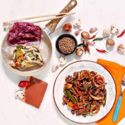 Easy Cook™ Oriental Beef Stir-Fry 275 Kcals