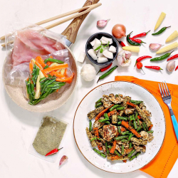 1 x Thai Chicken Stir-Fry (1 Person)