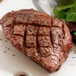 2 x 142g Beef Fillet Steaks ****