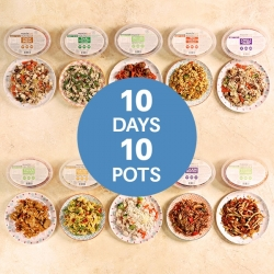 10 Vegan Meals - £2.99 Each (Save £10)