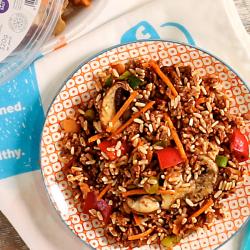 Cajun Beef Rice Meal Pot