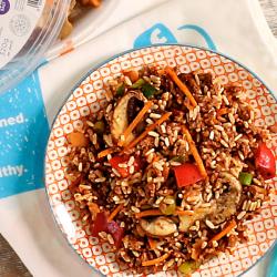 Cajun Beef Rice Meal Pot - 29g Protein & 336 kcal