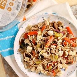 Chicken Chow Mein Noodles - 30g Protein