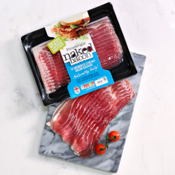 Finnebrogue Naked Unsmoked Streaky Bacon 200g