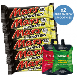 London Marathon Energy and Recovery Bundle Mars Bars Plus 2 FREE Energy Smoothies