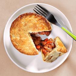 Vegan Foragers Mushroom Pie