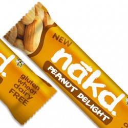 Nakd Peanut Delight Bar - 35g