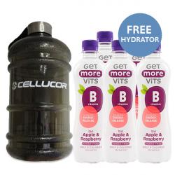 Free Hydrator + 5 Hydration drinks