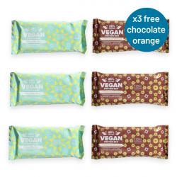 Vegan Protein Bars - Buy 3 Get 3 FREE