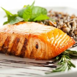 Steam Fresh Eastern Thai Salmon - 250g