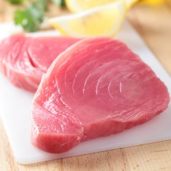 5 x Tuna Steak - 1kg ****