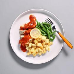 Lemon Chilli Chicken - 461 kcal