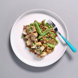 Persian Lime Chicken - 55g Protein