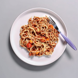 Spaghetti Ragu Bolognese - 410 kcal