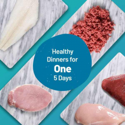 Healthy Dinners For One - Meats For 5 Meals