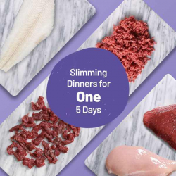Slimming Dinners For One - Meats For 5 Meals