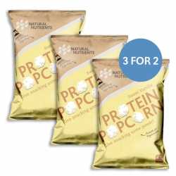 3 x 30g Vanilla Protein Popcorn - 3 For 2