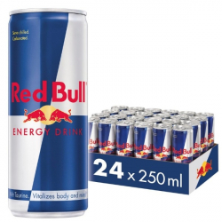 Red Bull Energy 250ml - 24 Pack
