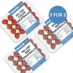 Beef Meatballs – 3 For 2