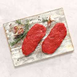 2 x 170g Matured Free Range Picanha Steaks
