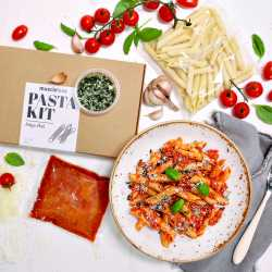 Nduja Pork Pasta Meal Kit 394 Kcals