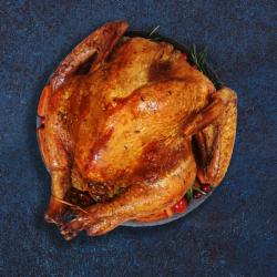 3-3.4kg Whole British Turkey Hen