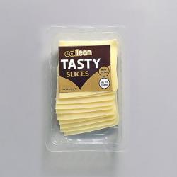Eatlean Tasty Sliced Cheese - 10 x 20g