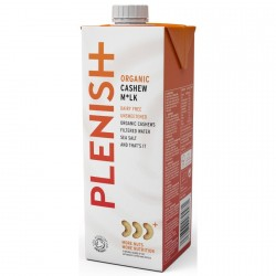 Plenish Dairy Free Cashew Milk - 1ltr