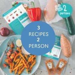 3 Favourite Recipe Kits - 2 Person (£8.35 Each)