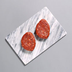 Texan Barbecue Hache Steaks - 2 x 150g