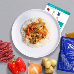 Thai Beef Massaman Recipe Kit