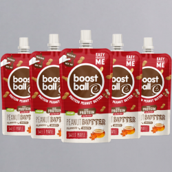5 for £3.50 - Boostball Sweet Maple Nut Butter