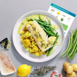 Lemon & Thyme Cod With Crushed Potatoes Recipe Kit