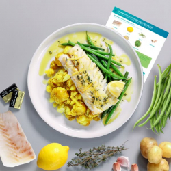 Lemon & Thyme Cod With Crushed Potatoes Recipe Kit