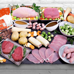 Luxury Turkey & Beef Hamper