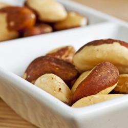 Organic High Protein Brazil Nuts - 250g