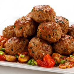 High Welfare British Veal Meatballs - 360g
